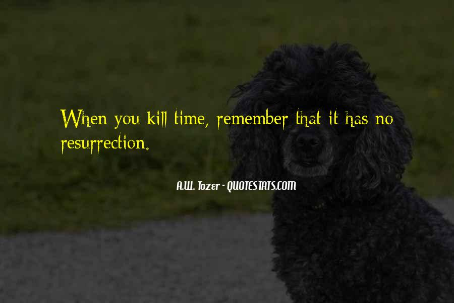 No One Will Remember You Quotes #114