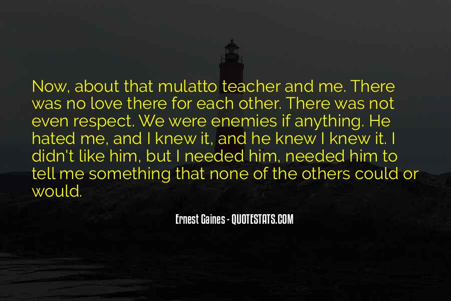 No Other Love Quotes #236343