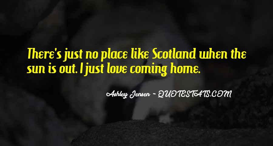 No Other Place Like Home Quotes #207224
