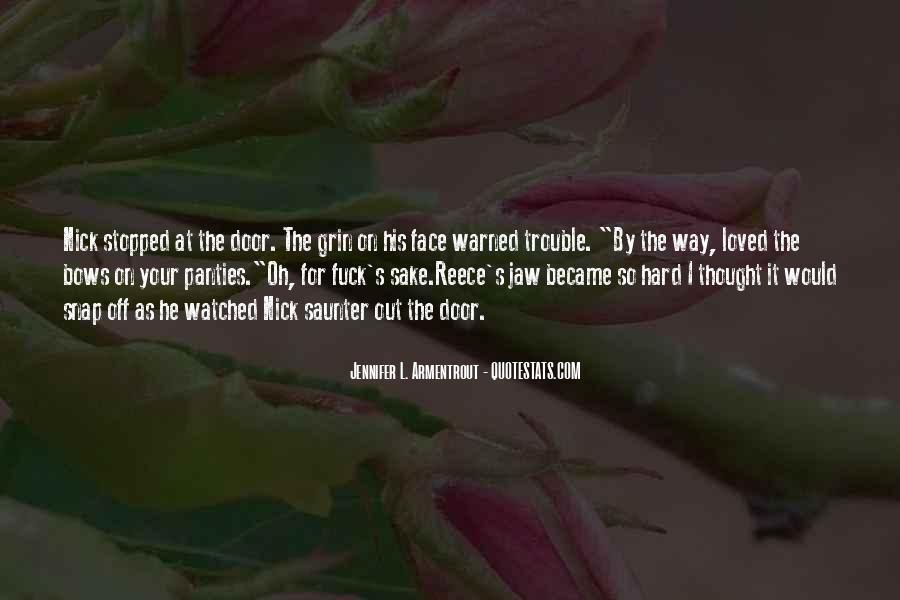 No Panties Quotes #129426