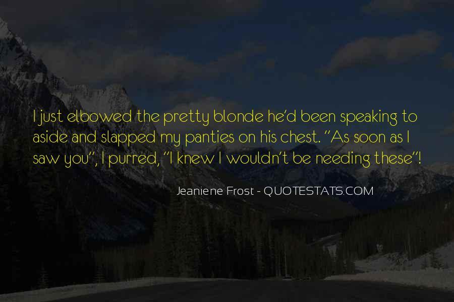 No Panties Quotes #184321
