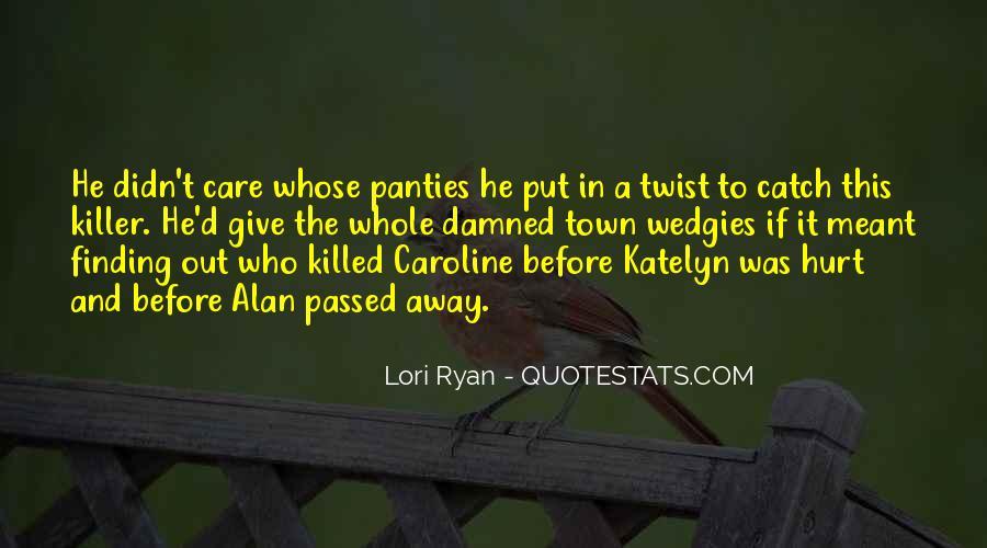 No Panties Quotes #246193