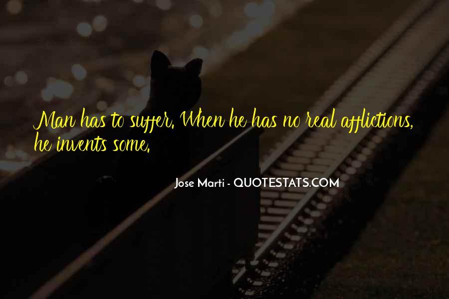 No Real Man Quotes #1081795