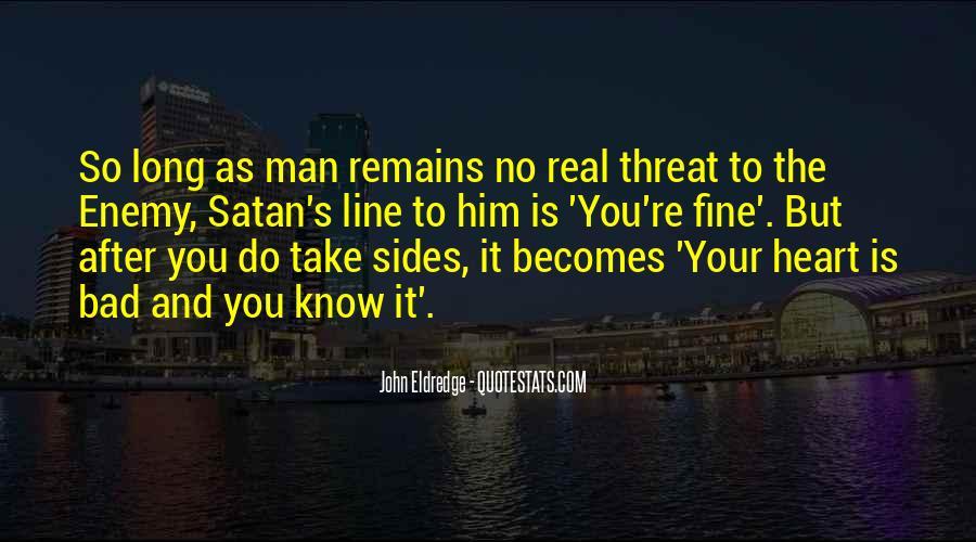 No Real Man Quotes #1244013