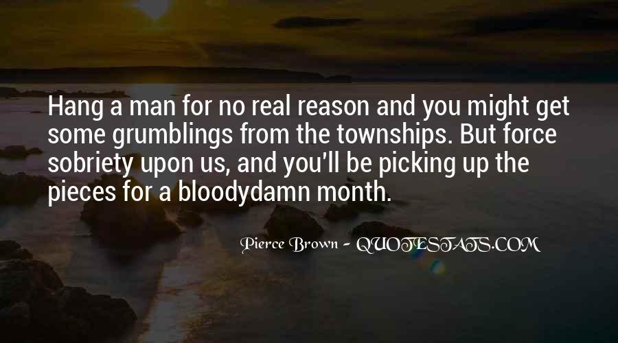 No Real Man Quotes #139256