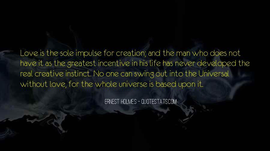 No Real Man Quotes #232721