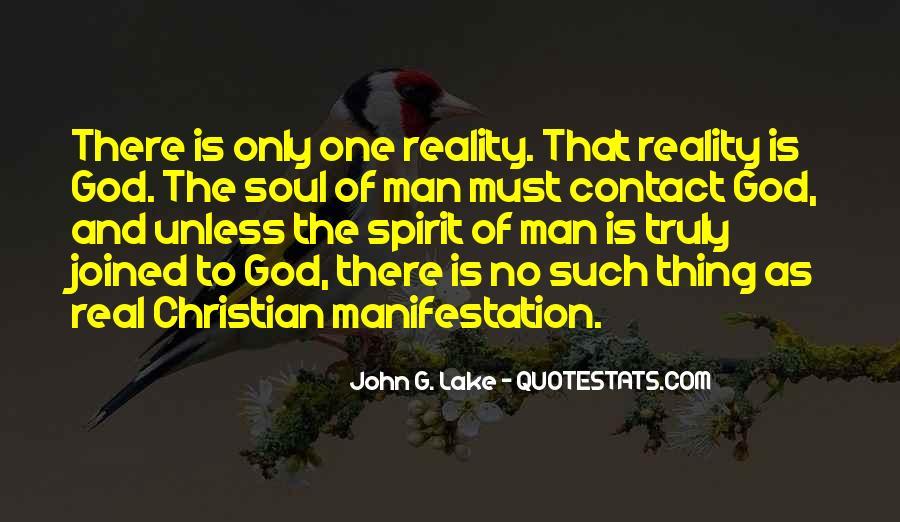No Real Man Quotes #438413
