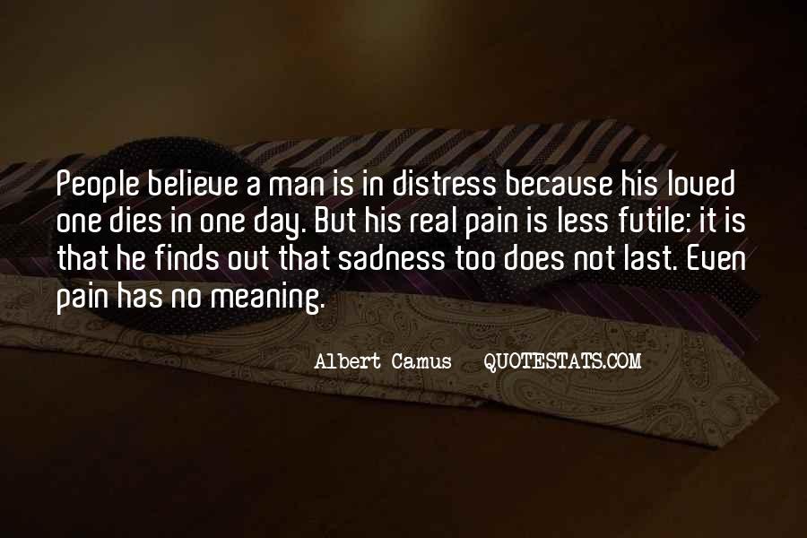 No Real Man Quotes #668738