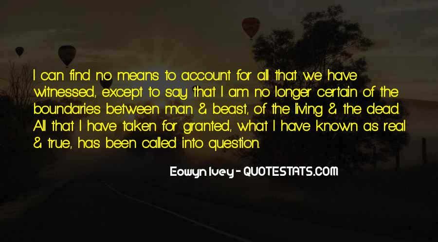 No Real Man Quotes #755265