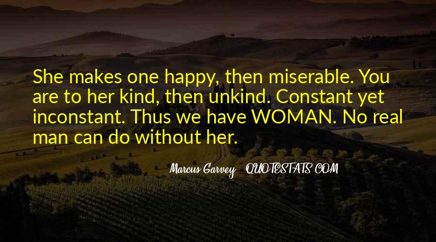No Real Man Quotes #840463