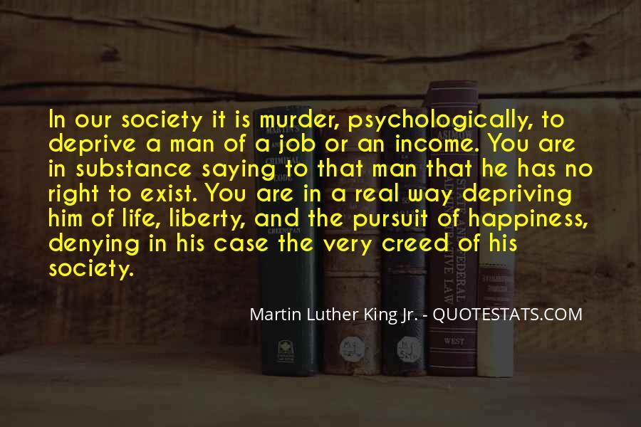 No Real Man Quotes #858967