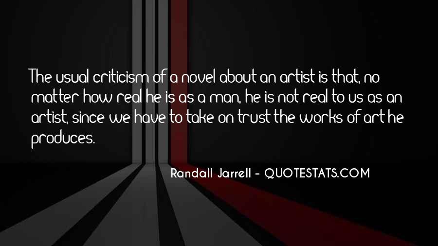 No Real Man Quotes #91434