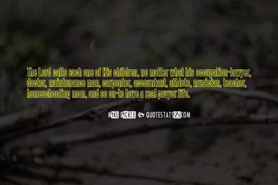 No Real Man Quotes #927845