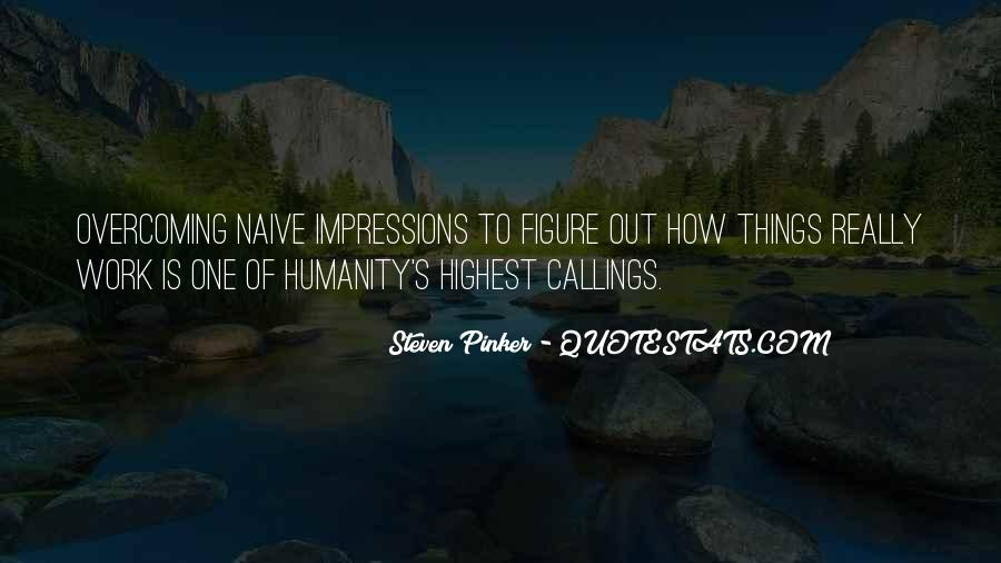 Quotes About Callings #1012481