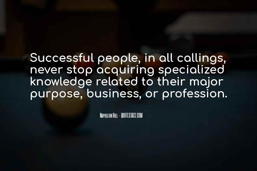 Quotes About Callings #1051223
