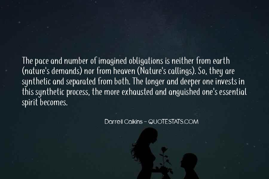 Quotes About Callings #122553