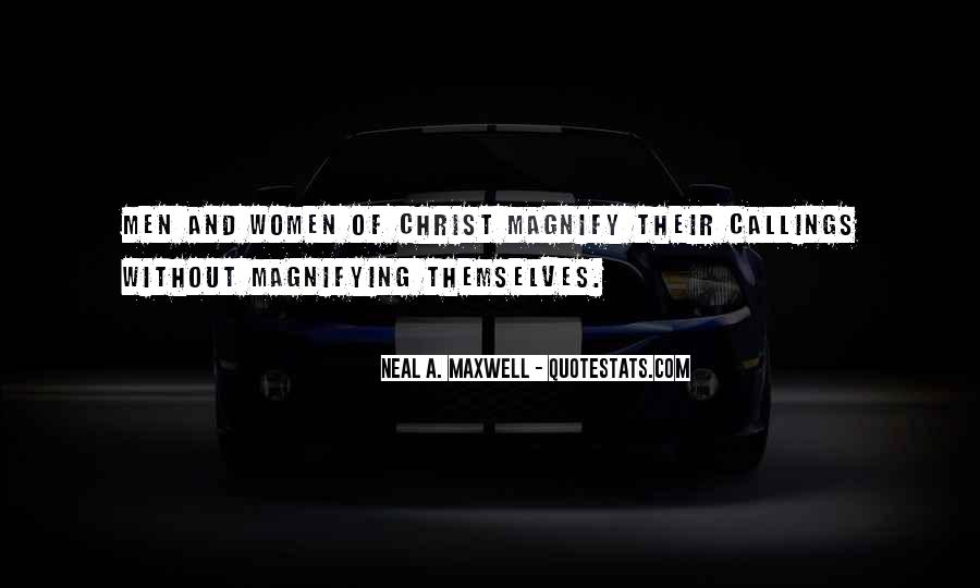 Quotes About Callings #1303167