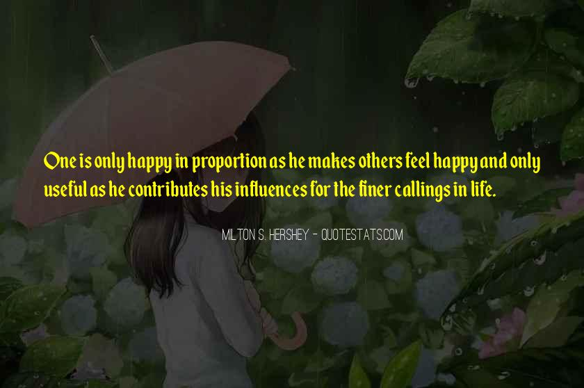 Quotes About Callings #39490