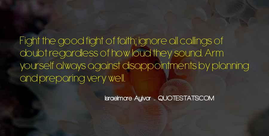 Quotes About Callings #503816