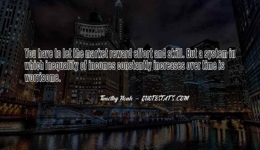 No Reward Without Effort Quotes #101689