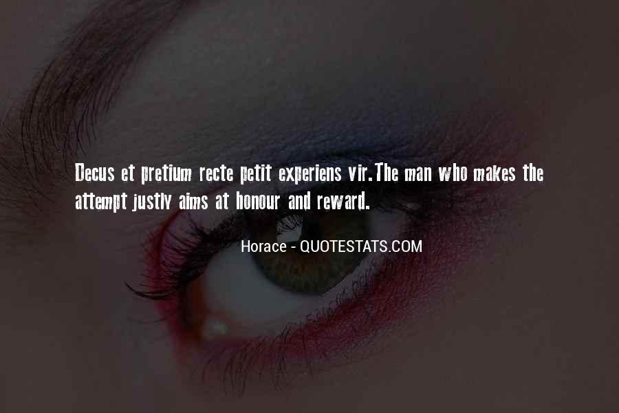 No Reward Without Effort Quotes #1321443