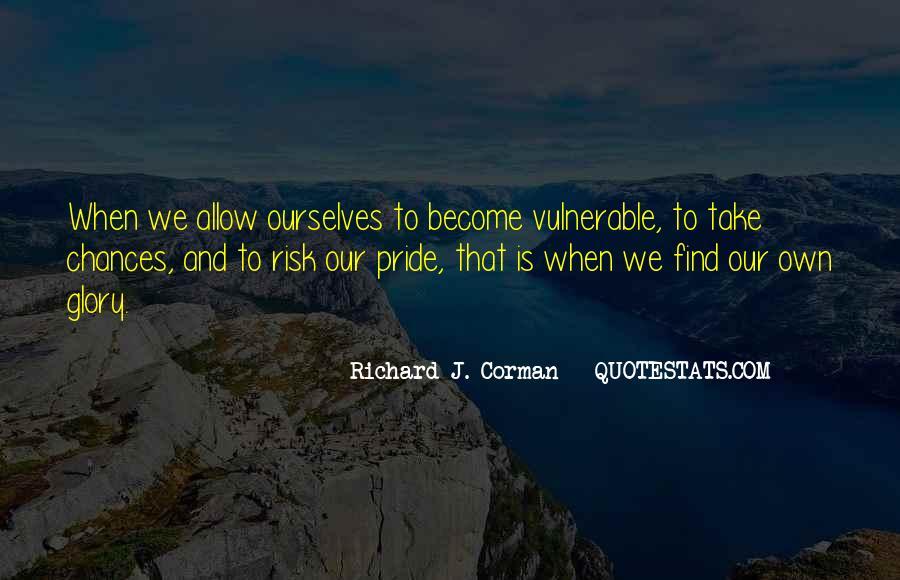 No Risk No Glory Quotes #937536