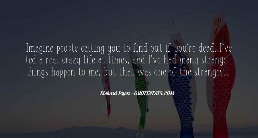 Quotes About Calling People Out #233074