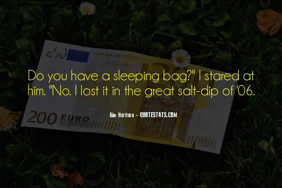 No Salt Quotes #1066952