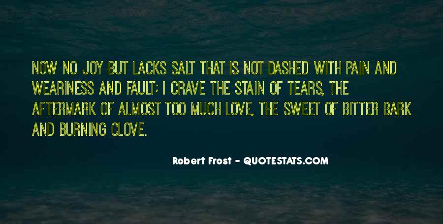 No Salt Quotes #1170964
