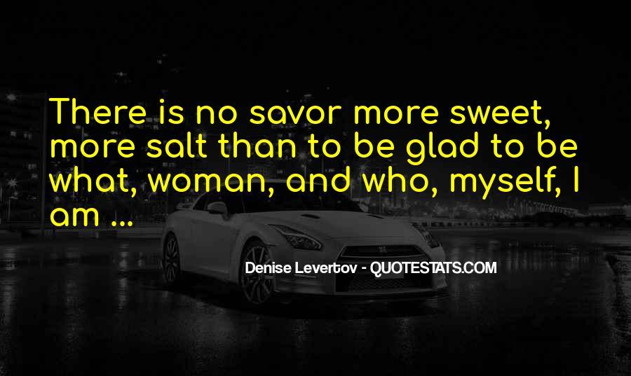 No Salt Quotes #1523136