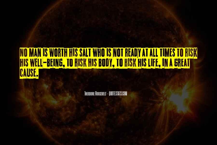 No Salt Quotes #1637228