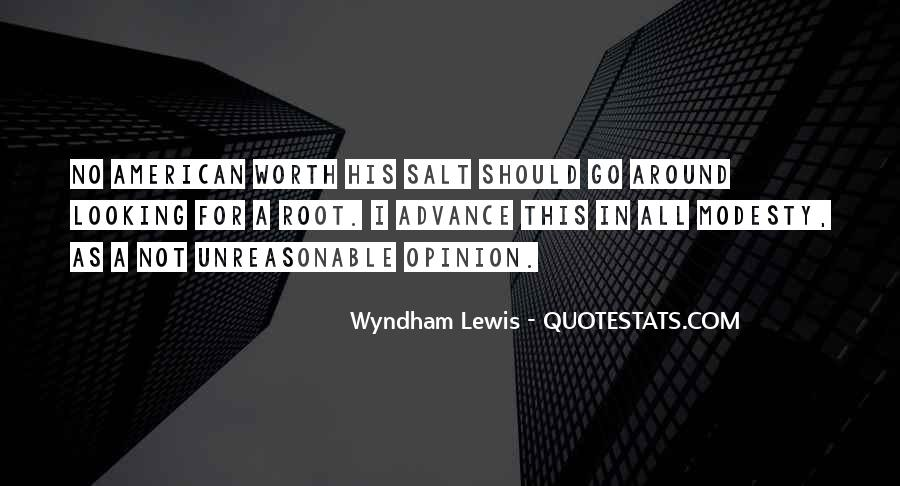 No Salt Quotes #191523