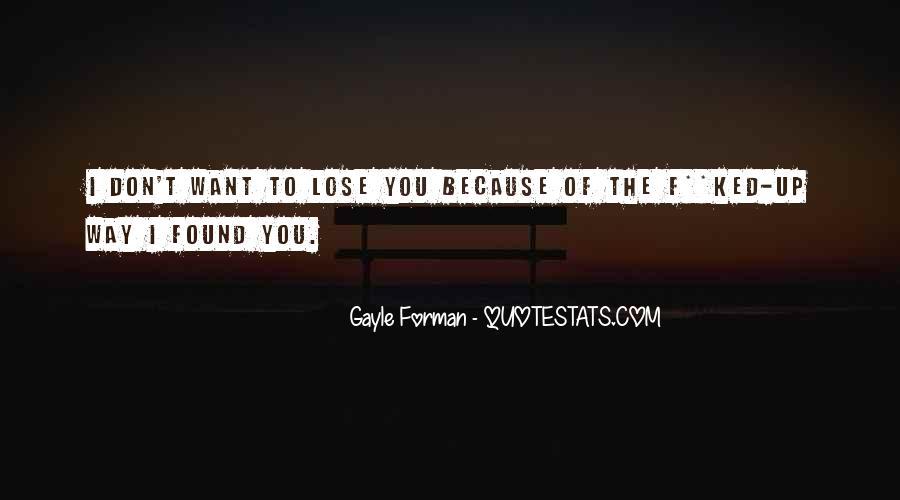No Second Chances Love Quotes #1172997