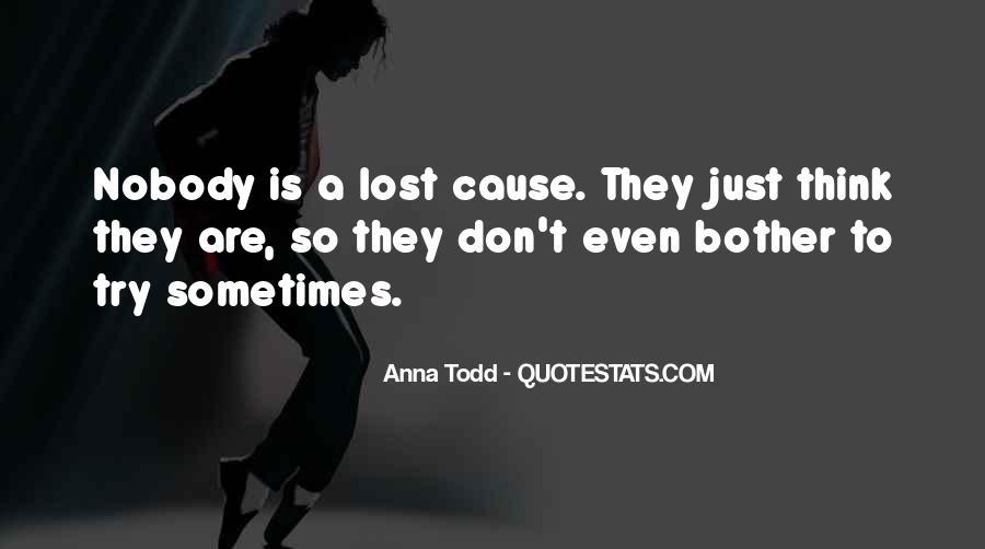 No Second Chances Love Quotes #176197