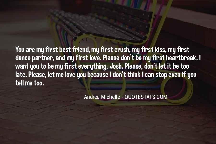 No Second Chances Love Quotes #208809