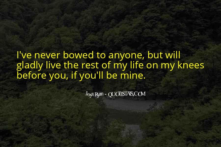 No Second Chances Love Quotes #434704