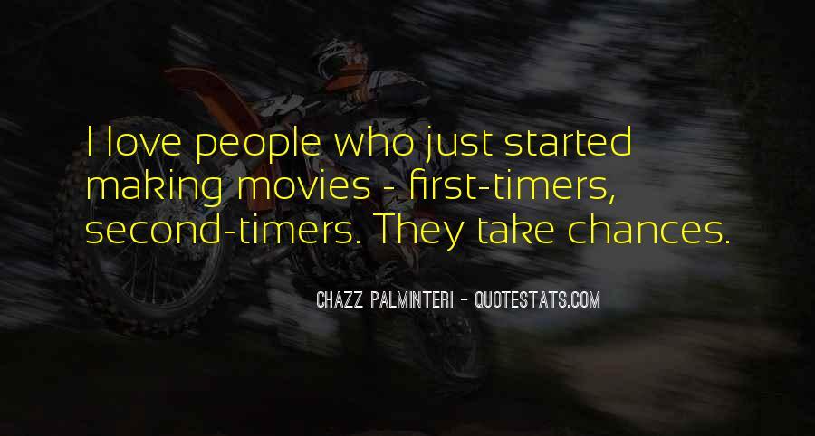 No Second Chances Love Quotes #824838