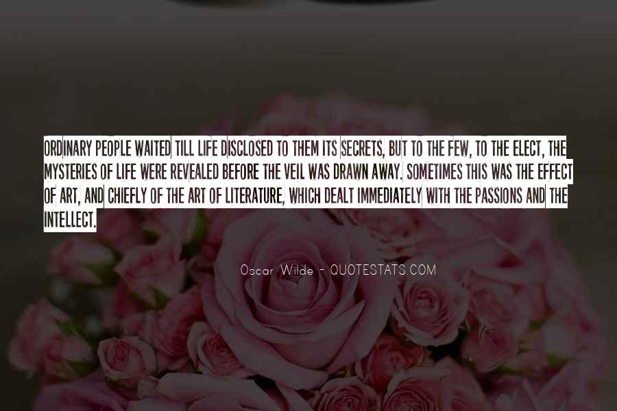 No Secrets Not Revealed Quotes #169951