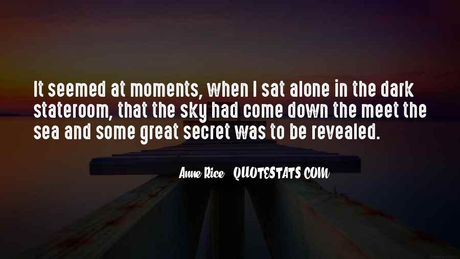 No Secrets Not Revealed Quotes #1717213