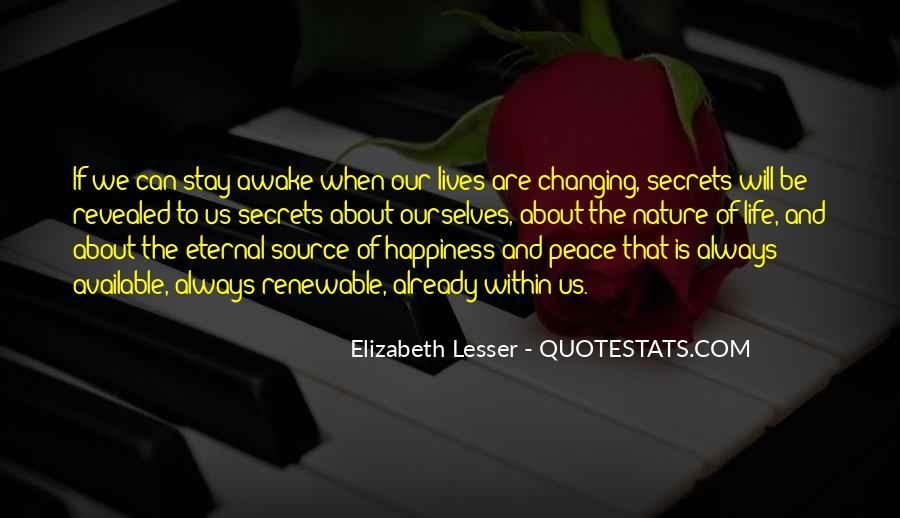 No Secrets Not Revealed Quotes #959410