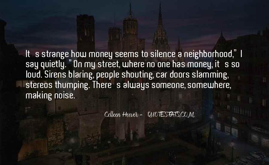 No Shouting Quotes #1127190