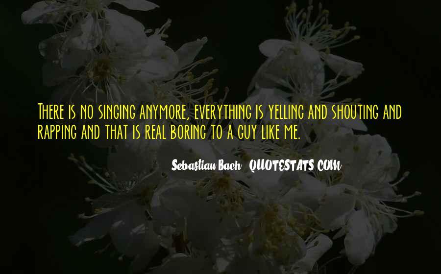 No Shouting Quotes #489131