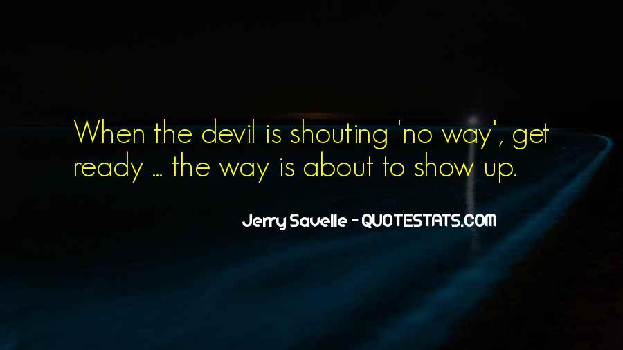 No Shouting Quotes #664255