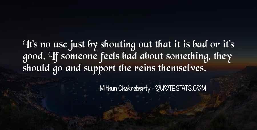No Shouting Quotes #717960