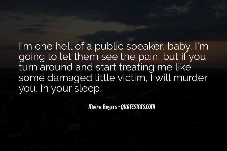 No Sleep Baby Quotes #119180