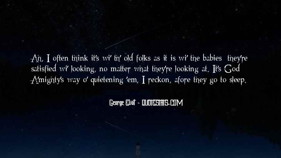 No Sleep Baby Quotes #169494