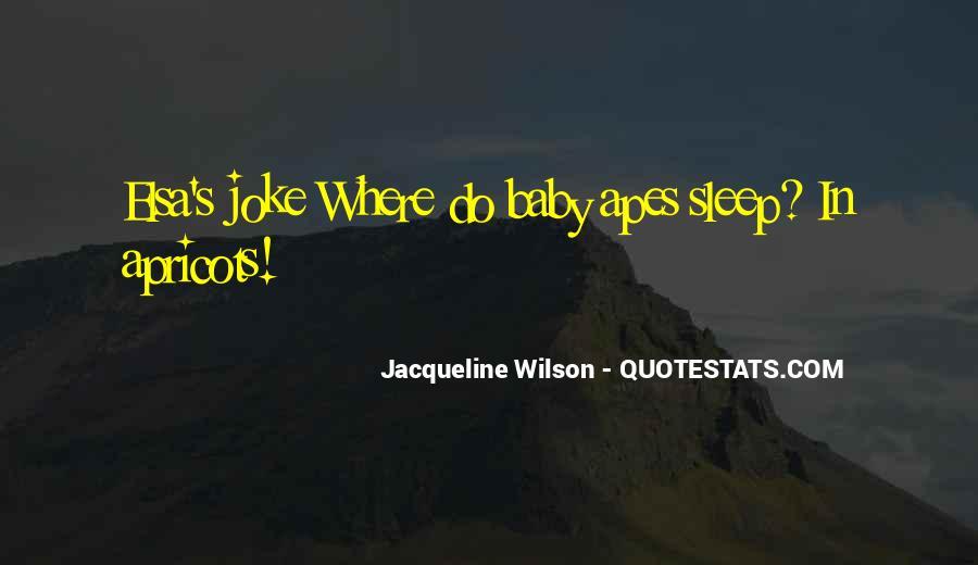 No Sleep Baby Quotes #443313