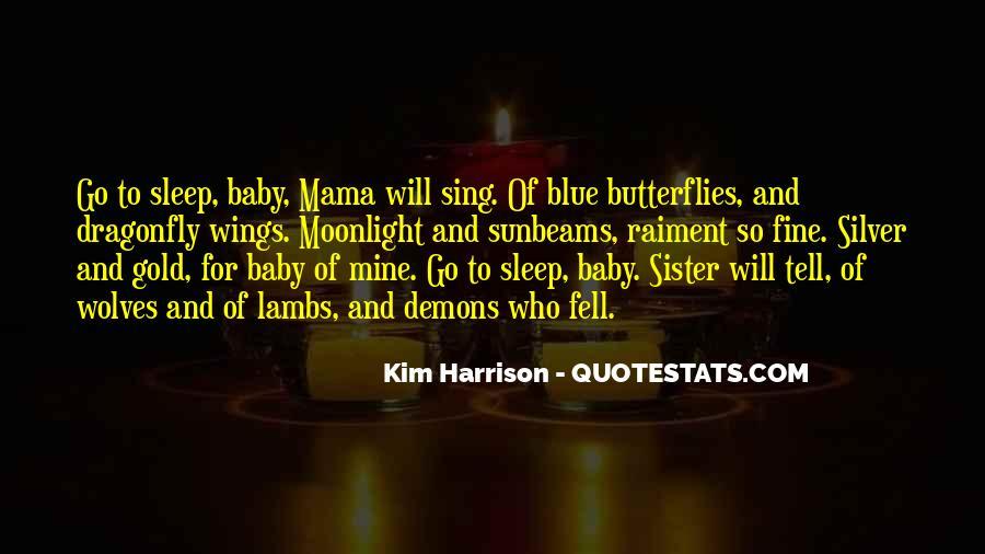 No Sleep Baby Quotes #711239