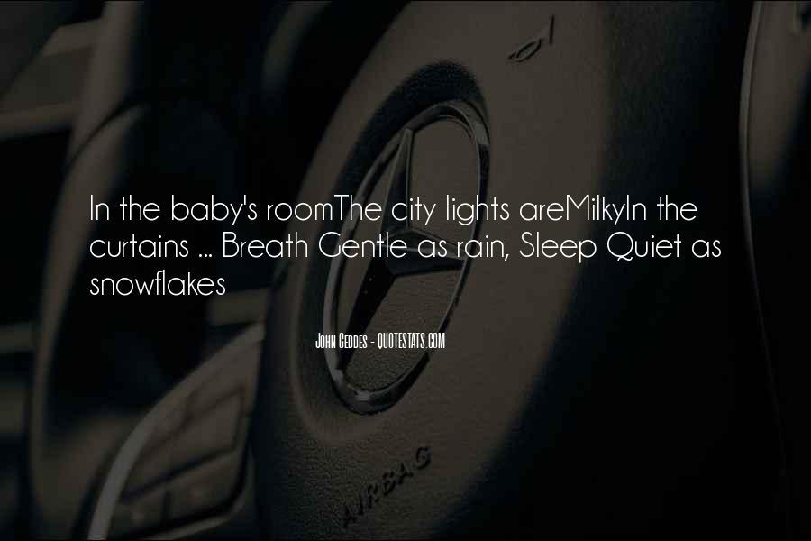 No Sleep Baby Quotes #840814