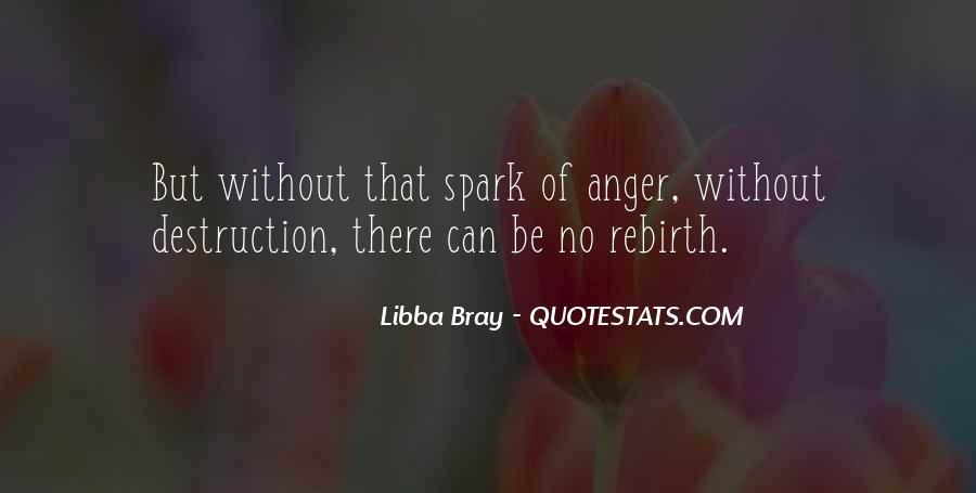 No Spark Quotes #1477951